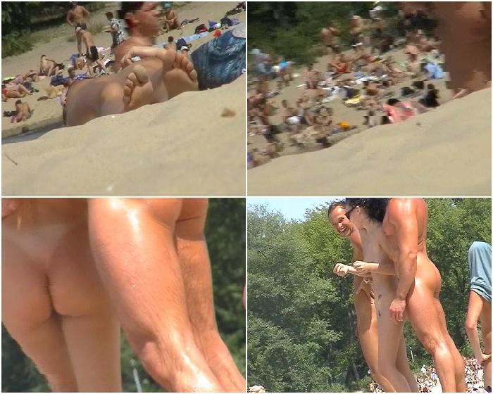 Stories voyeur nudism