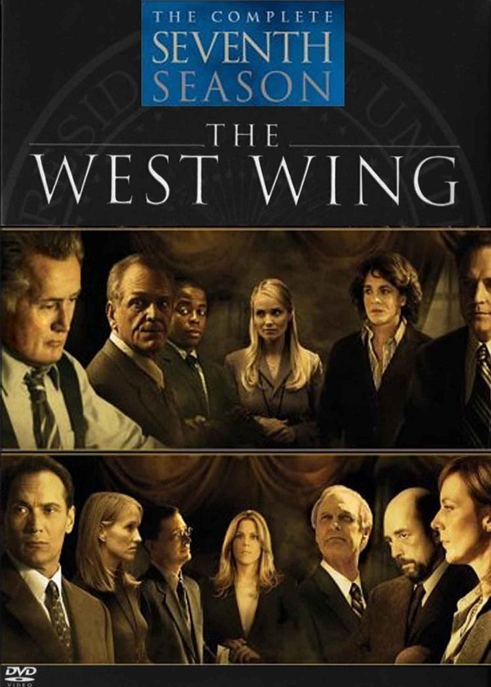 the west wing complete season 7 extras. Black Bedroom Furniture Sets. Home Design Ideas
