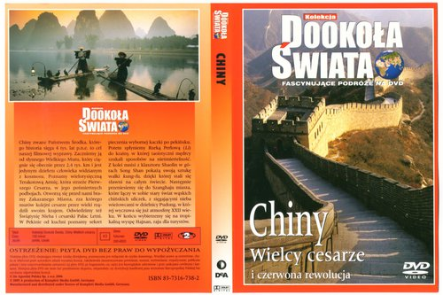 Dooko³a ¦wiata - 003: CHINY / DVDRip.XviD / Lektor PL