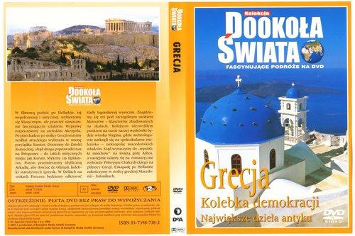 Dooko³a ¦wiata - 004: GRECJA / DVDRip.XviD / Lektor PL