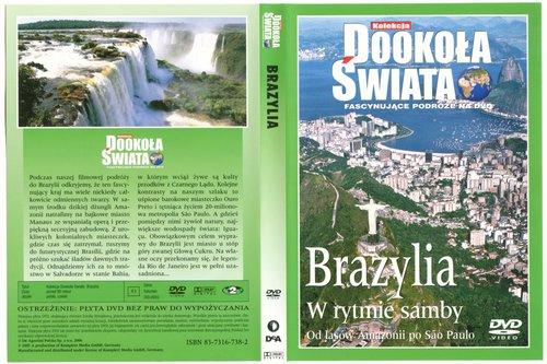Dooko³a ¦wiata - 016: BRAZYLIA / DVDRip.AVI / Lektor PL