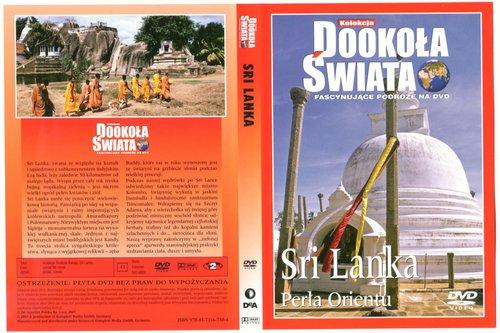 Dooko³a ¦wiata - 037: SRI LANKA / DVDRip.AVI / Lektor PL