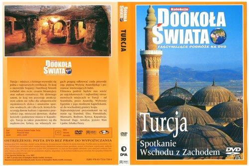 Dooko³a ¦wiata - 038: TURCJA / DVDRip.AVI / Lektor PL