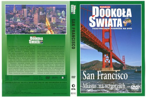 Dooko³a ¦wiata - 039: SAN FRANCISCO / DVDRip.AVI / Lektor PL