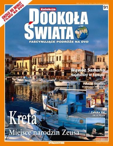 Dooko�a �wiata - 091: KRETA / DVDRip.AVI / Lektor PL