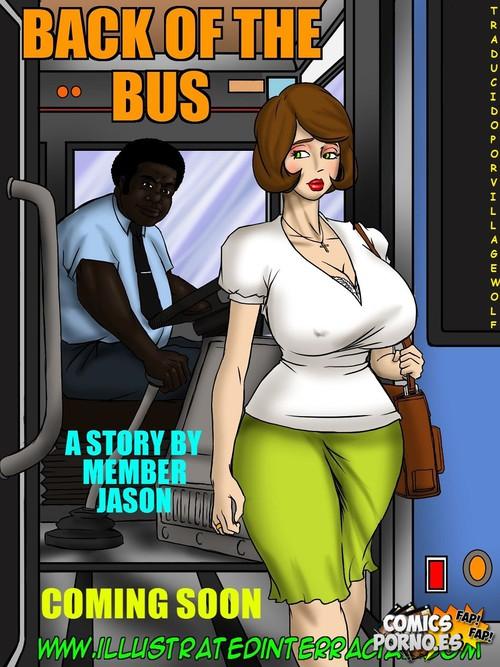 Tetona en el bus 8 - 3 part 8