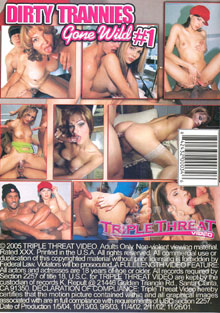 Dirty Trannies Gone Wild 1 (2011)