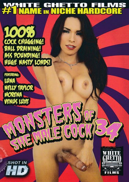 Monsters of She Male Cock 34 (2014)