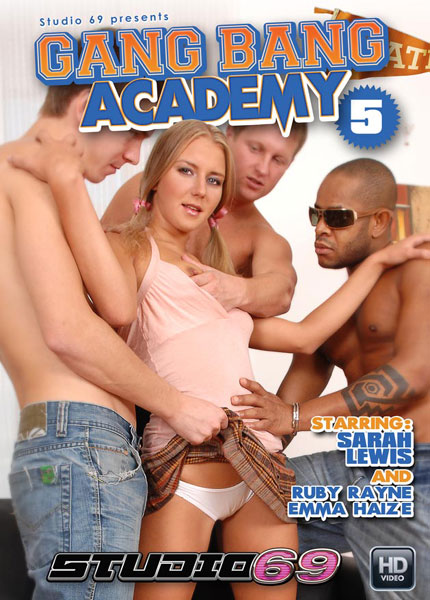 Gang Bang Academy 5 (2014)