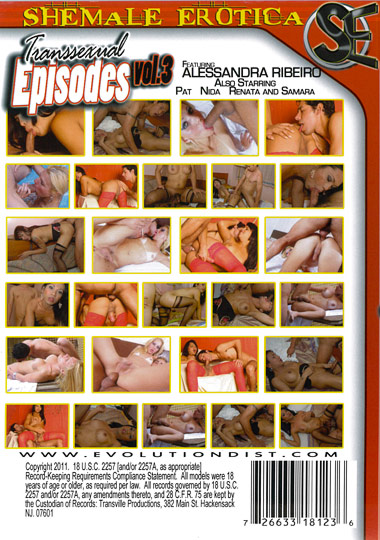 Transsexual Episodes 3 (2011)