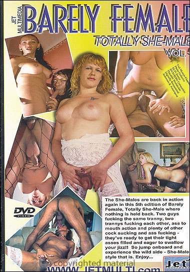 Barely Female 5 (2004)