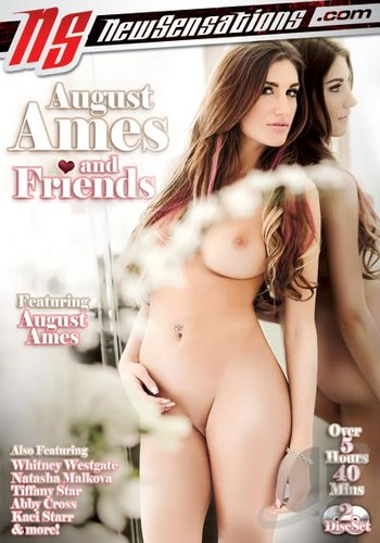August Ames And Friends (2014)