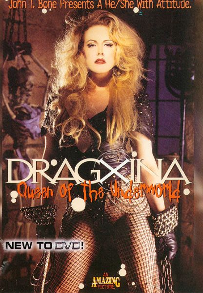 Dragxina - Queen Of The Underworld (1995)