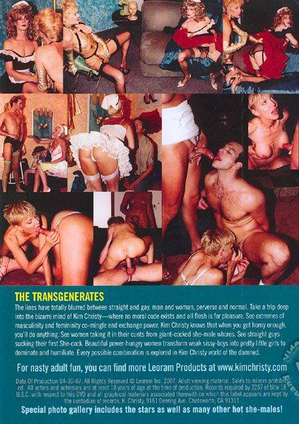 The Transgenerates! (2007)