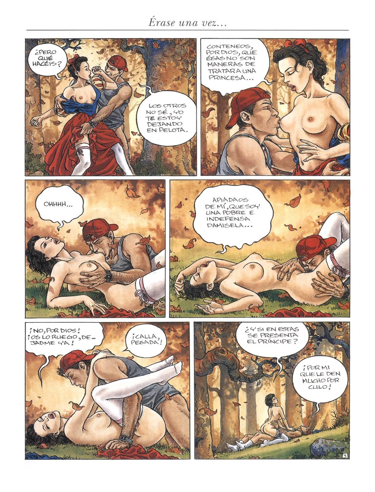 Сексуальные сказки читать 4 фотография