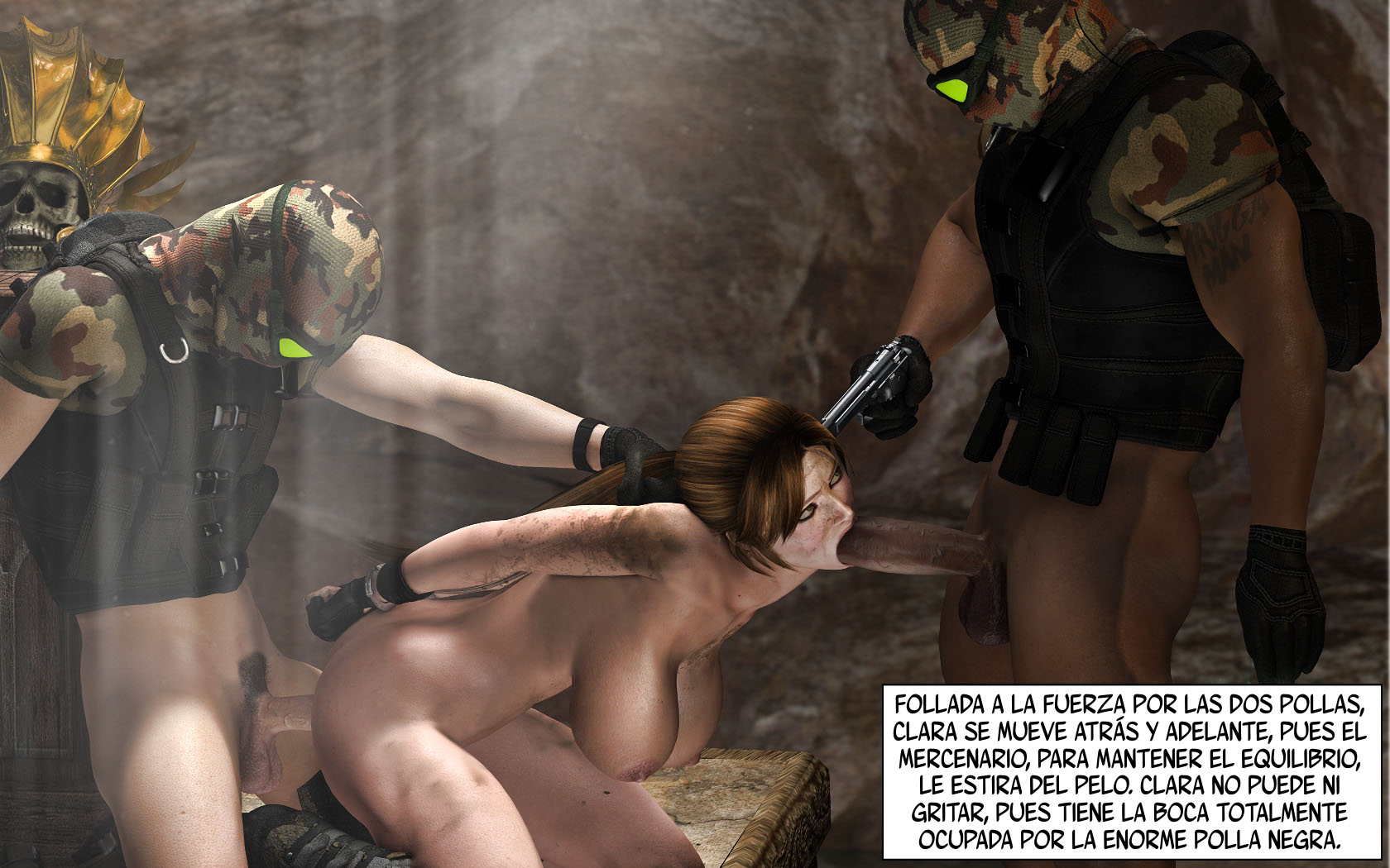 nude tomb raider getting fucked