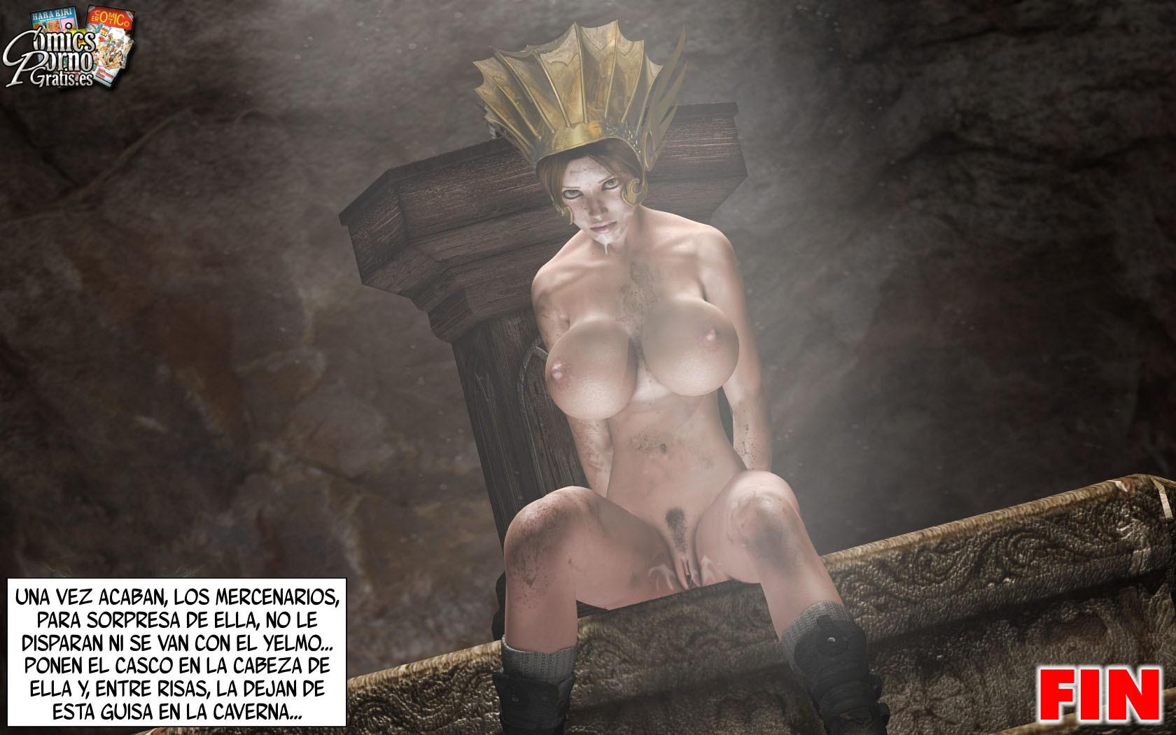 Порнуха лара крофт 13 фотография