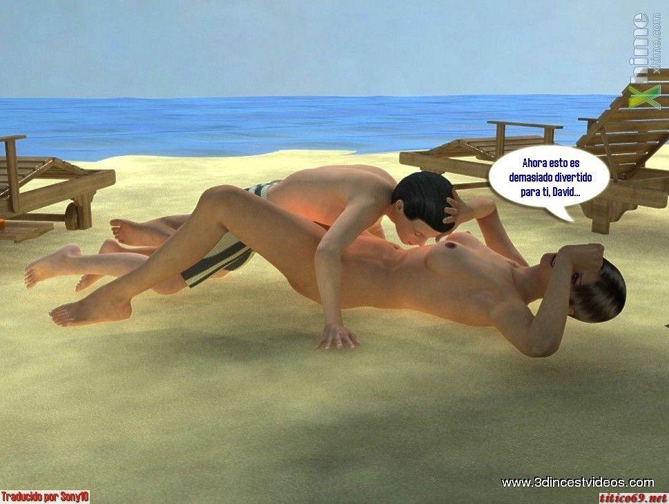Vacaciones Perfectas Con Mama Porno Incesto D