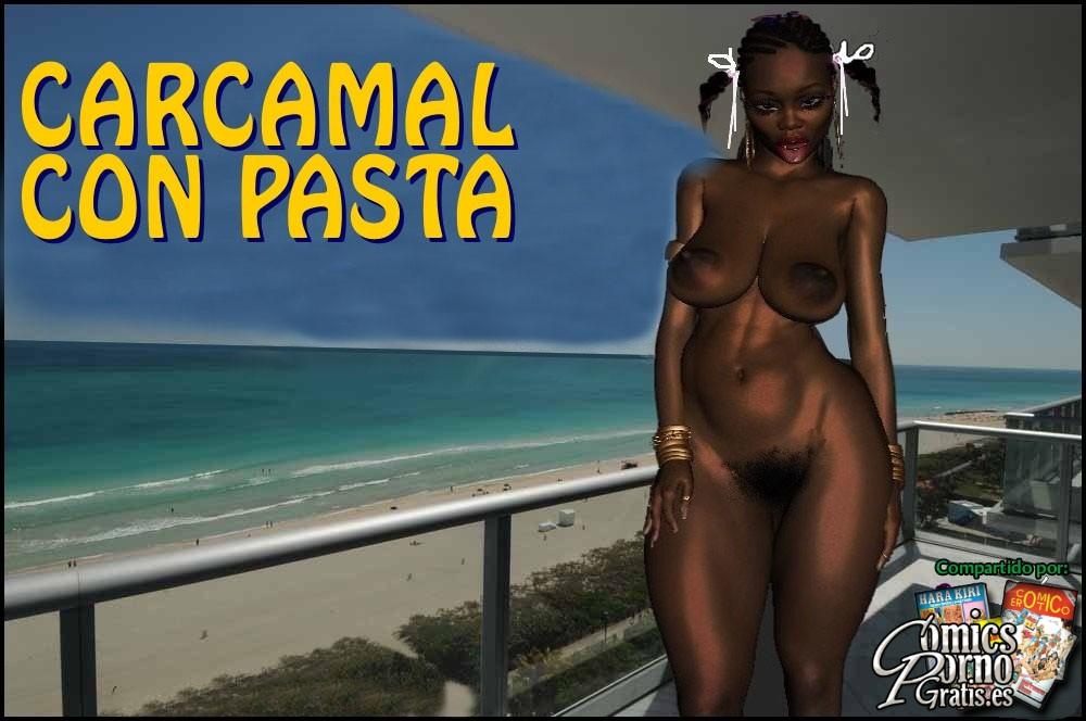 carcamal con pasta porno 3d interracial   comics porno