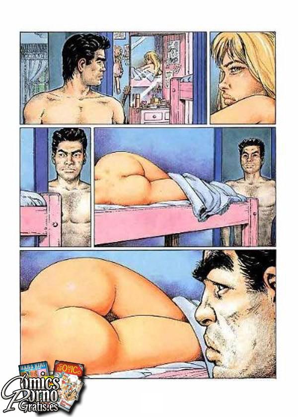Sexo anal soltero familia 3