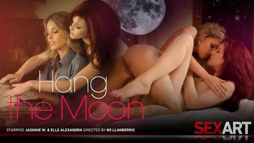 SEXART - Elle Alexandra & Jasmine W - Hang The Moon