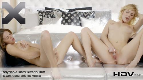 X-Art Silver Bullets Hayden & Kiera 14 MAY 2012