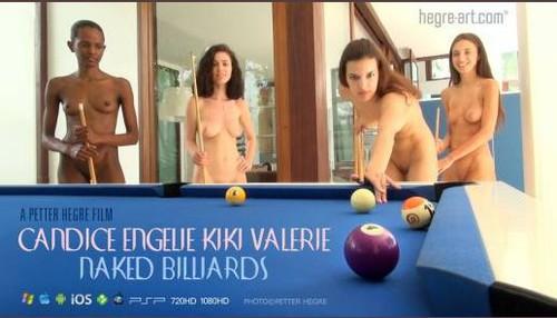 Hengre - Naked Bilard
