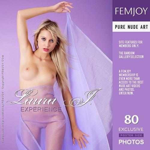 Femjoy - Laura J – Experience