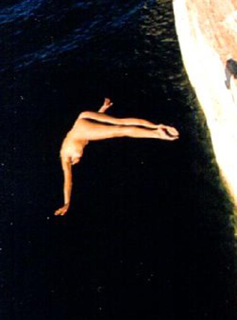 Atletas Olímpicas desnudas