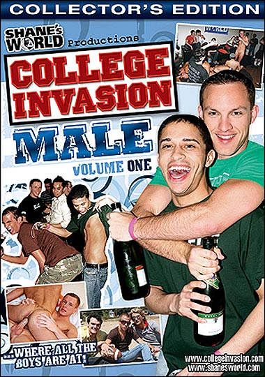 [Gay] College Invasion 1