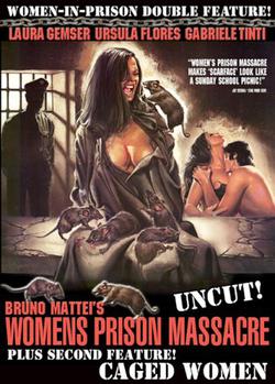 Women's Prison Massacre / Emanuelle Fuga Dall'inferno (1983)