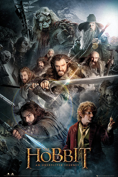 Lo hobbit - un viaggio inaspettato (2012) [Streaming-ITA] BDRip