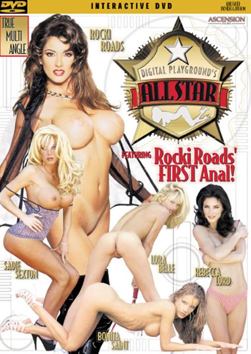 Виртуальный секс с Роки Роудс / Virtual sex with Rocki Roads (1997) DVD.