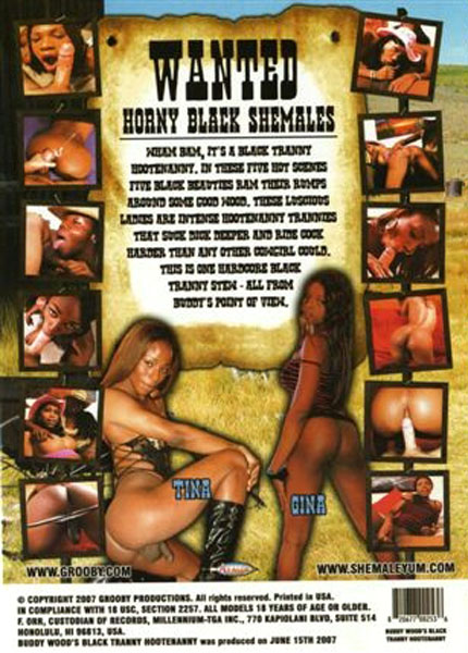 Buddy Wood's Black Tranny Hootenanny (2007)