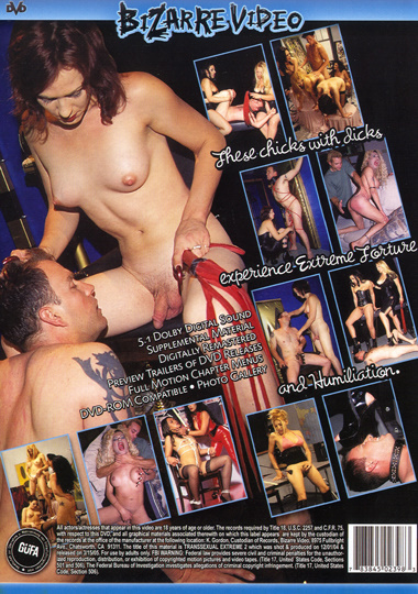 Transsexual Extreme 2 (2005)