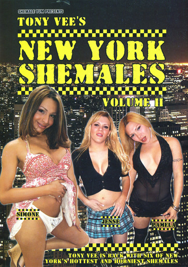 Tony Vee's New York Shemales 2 (2007)