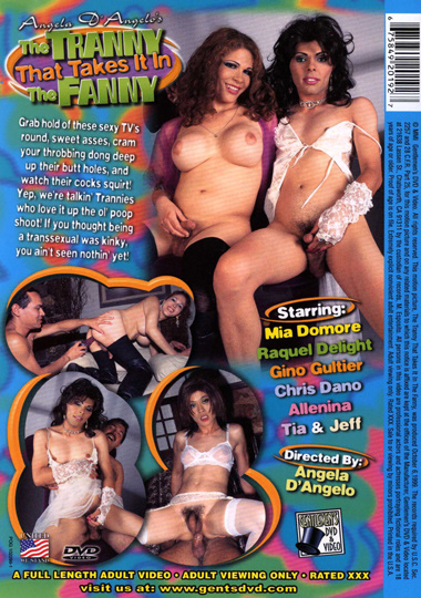 The Tranny That Takes It In The Fanny (2003)