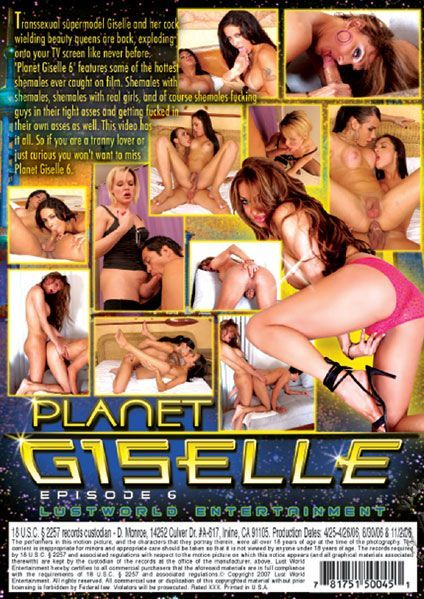 Planet Giselle 6 (2007)