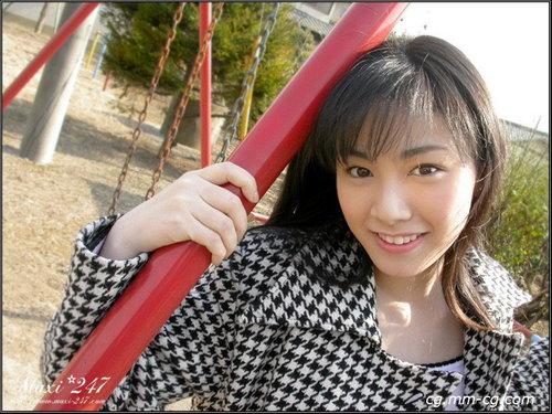 Maxi-247 GIRLS-S GALLERY MS006 Arisa