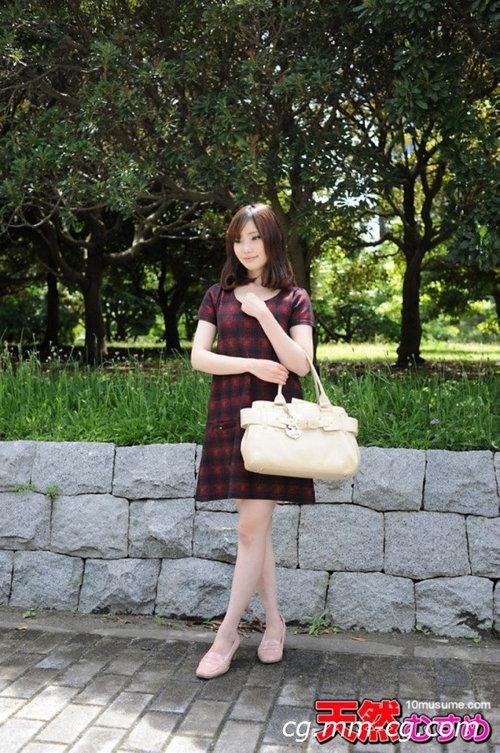 10musume 2012.09.15 大人しそうな顔した淫乱娘 田部りこ