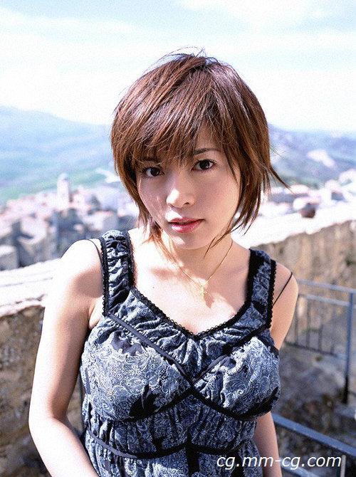YS Web Vol.018 Yumiko Shaku 釈由美子