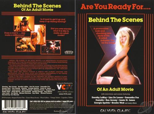Behind The Scenes Adult Movie 40