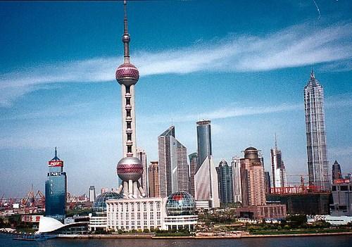 Lugares turísticos en Shanghai