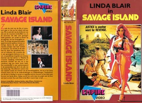 Savage Island / Banished Women (1985)