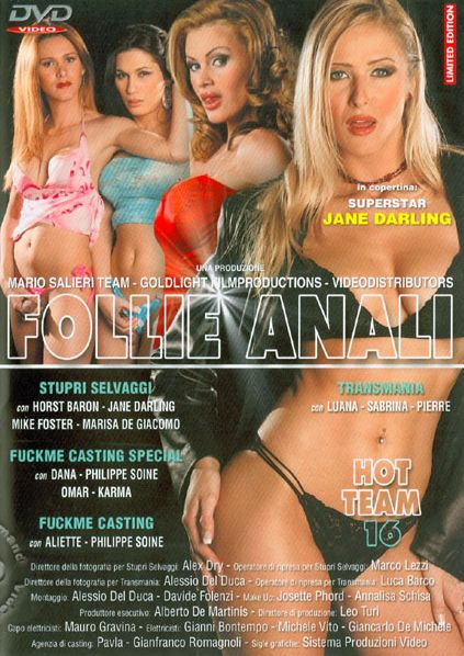 International Hot Team 16 - Follie Anali (2008)