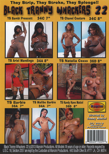 Black Tranny Whackers 22 (2013)