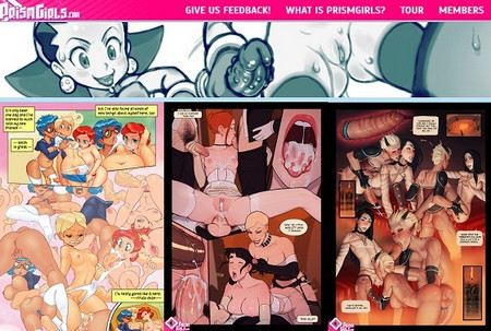 Free Download Adult Comics PrismGirls – SiteRip