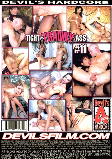Tight Tranny Ass 11 (2008)