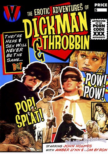 Erotic Adventures of Bedman and Throbbin (1989)