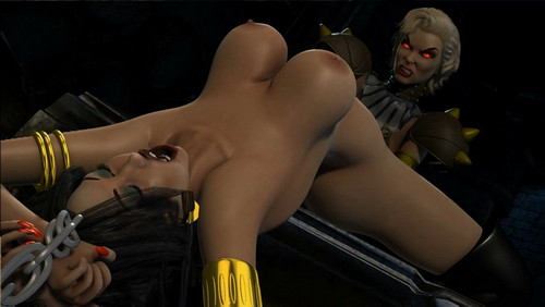 Mass effect 3d sex compilation 2
